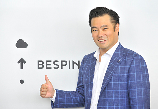 Bespin Global co-founder Lee Han-joo