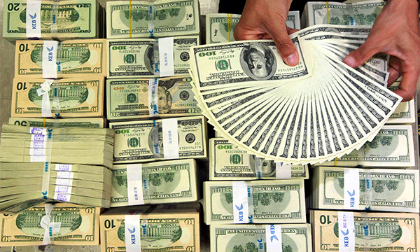 S Korea Foreign Currency Deposits