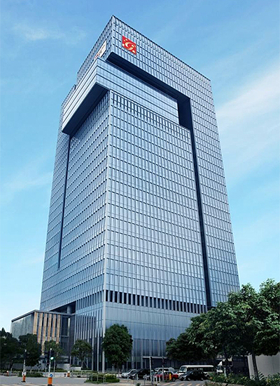 Goldin Financial Global Center