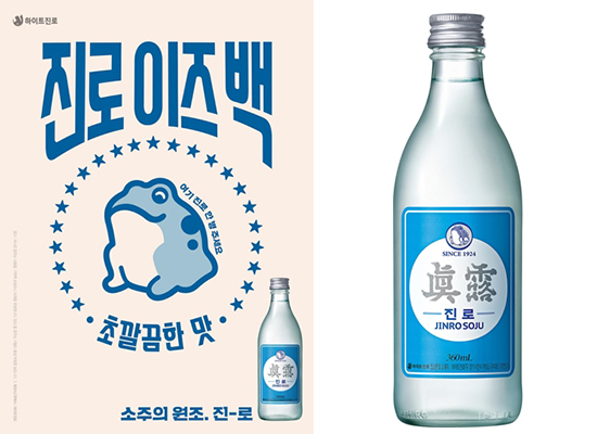 Soju alcohol percentage