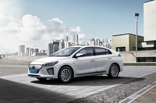 Hyundai launches The New Ioniq Electric with extended range - 매일
