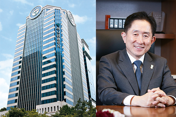Hana Financial Investment Co.`s chief executive Lee Jin-kook