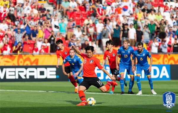 [Photo provided by Korea Football Association]