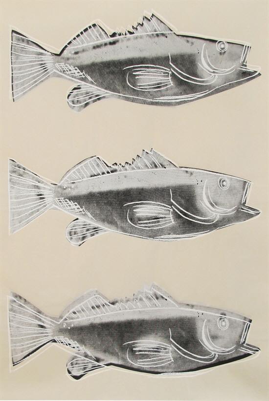 앤디워홀 `fish`