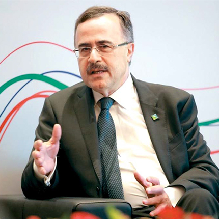Saudi Aramco mulling partnership in hydrogen sector with