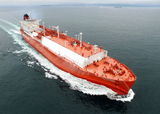 Hyundai Heavy Industries LNG carriers