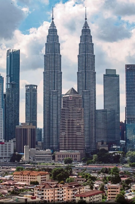 Malaysia's economy grew 5 5 Pct in 2018, GDP value at RM1