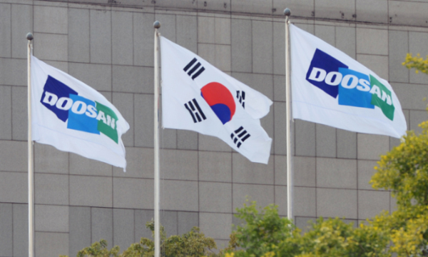 Doosan Group delivers stellar Q2 results, rebounding from