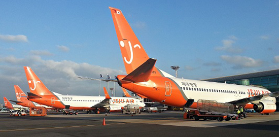 Jeju Air bumps up flights to China to make up for the losses