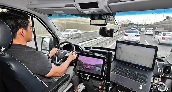 Hyundai Mobis - Sensorik in Lkws.