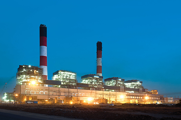 Doosan Heavy Industries & Construction has taken part in a number of coal-fired thermal power plant projects around the world, including 4,000-megawatt Mundra power plant in India (pictured above). ​