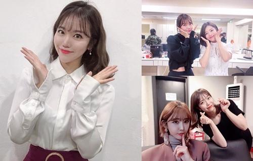 '미스트롯' 김희진이 근황을 공개했다. 사진=김희진 공식 SNS 채널