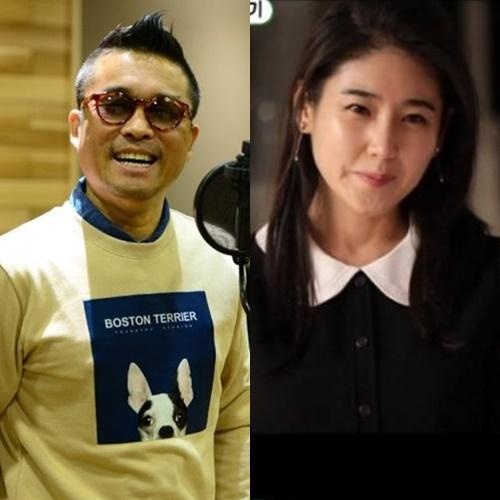 가수 김건모와 피아니스트 장지연이 결혼 소식을 전했다. 사진=건음기획, SBS '미운 우리 새끼'