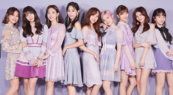 TWICE. [Photo by JYP Entertainment]