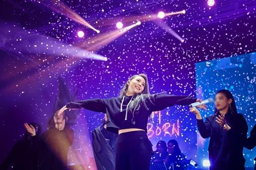 에일리가 3월 청주, 충주 앙코르 콘서트 'I AM : RE-BORN'이 확정됐다. 사진=로켓쓰리엔터테인먼트