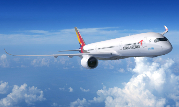 [Photo by Asiana Airlines Inc.]