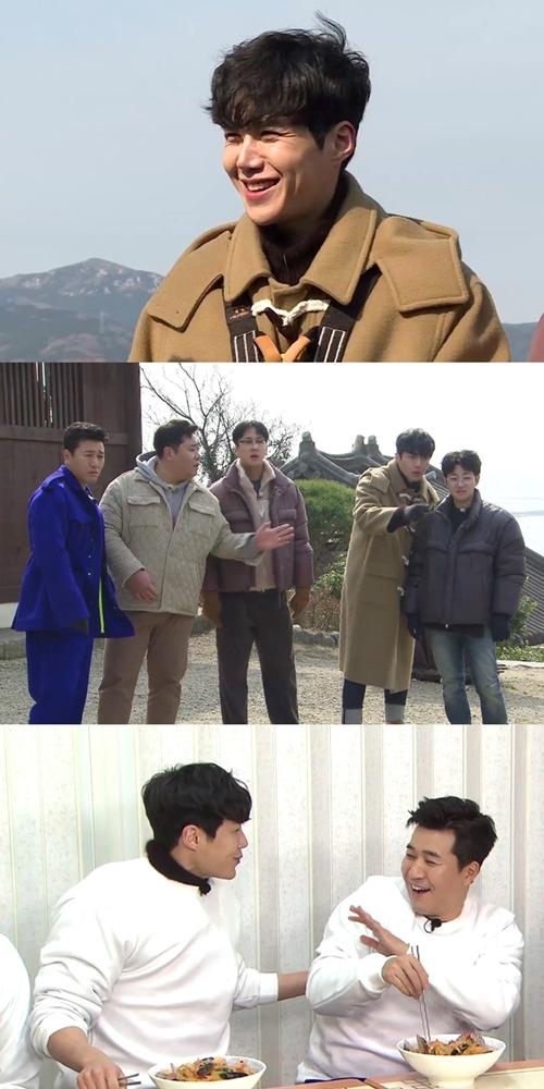 '1박2일 시즌4' 김선호 예능감이 폭발한다. 사진=KBS 1박2일 시즌4