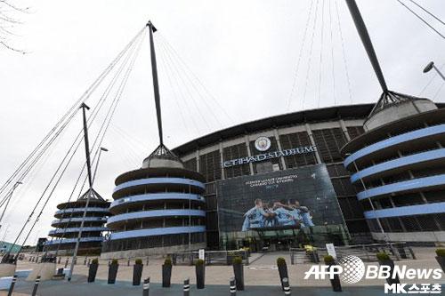 맨시티는 FFP 규정 위반에 따른 UEFA의 징계에 대해 반발했다. CAS에 항소할 예정이다. 사진=ⓒAFPBBNews = News1