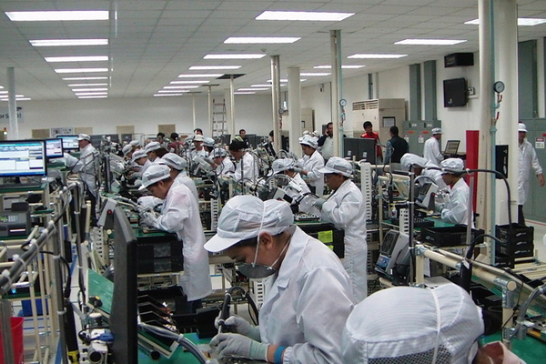 Samsung Elec`s manufacturing plant in Manaus, Brazil