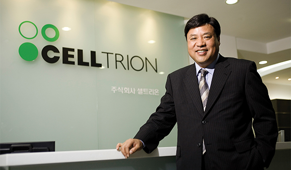 Celltrion Chairman Seo Jung-jin
