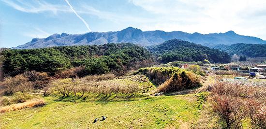 생태탐방마루길에서 솔티마을까지 이어지는 내장산 솔티 달빛생태숲길은 주민들이 발로 다지며 만든 옛길이다.