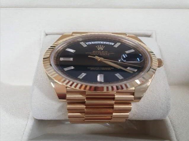 온비드에서 거래된 감정가 4200만원 롤렉스 시계. [사진 제공 = 서울남부지방검찰청]