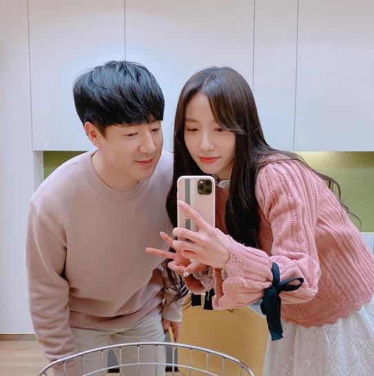 """지숙♥이두희, 10월 결혼 """"감동스러운 첫 시작의 순간, 기뻐해 ..."""