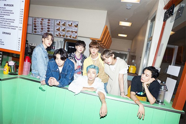 [Photo by Big Hit Entertainment]