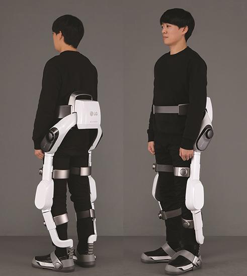 LG 클로이 수트봇