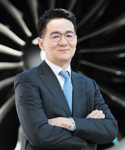 Hanjin Group chairman Cho Won-tae