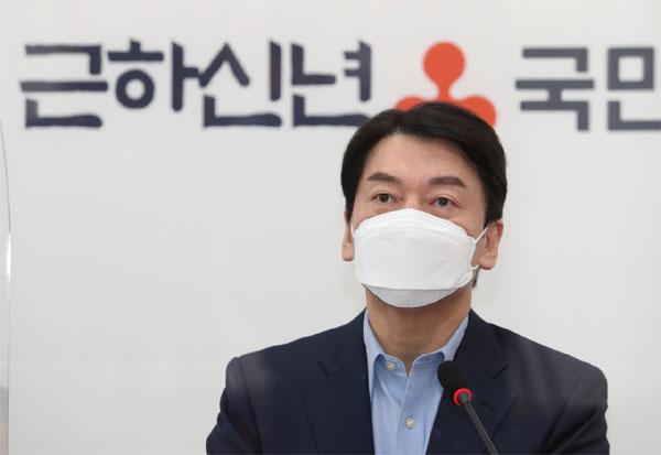 안철수 살해 후 … 나경원 '안과 시민 대회'