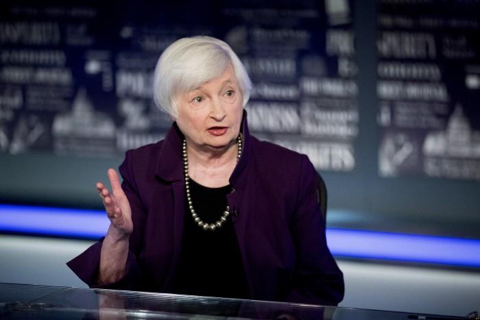 """비트 코인 비관론자 인 미국 옐런은 """"가상 화폐 사용을 제한해야합니다"""""""