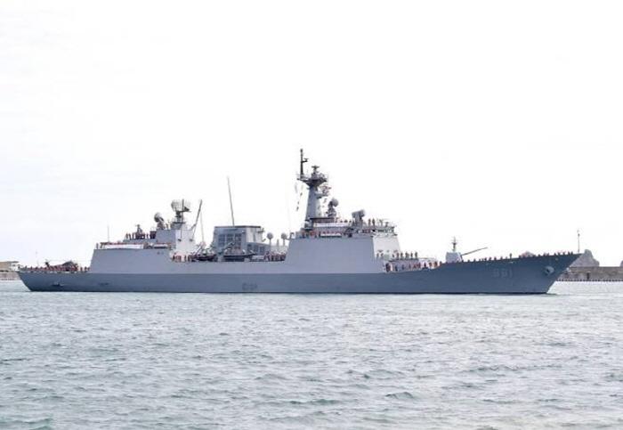 이란 혁명 수비대, 한국 선박 점령 … 청해 부대 긴급 파견