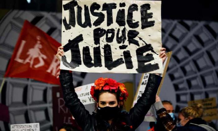 소방관 20 명, 십대 소녀 1 명, 집단 강간 130 회 … 프랑스 발칵