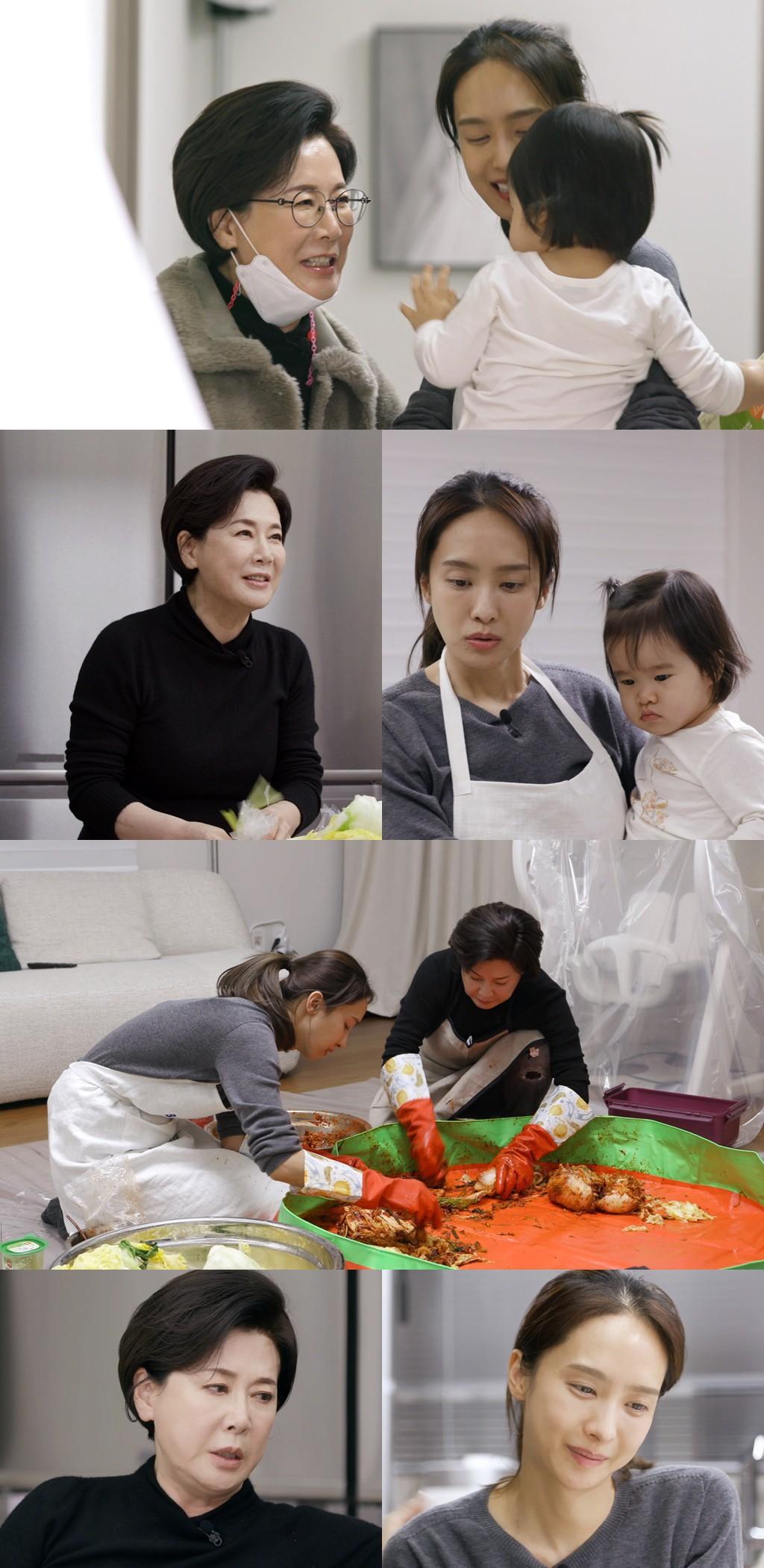 박정수, 떠난 박정아에게 '내 딸을 해줘'눈물
