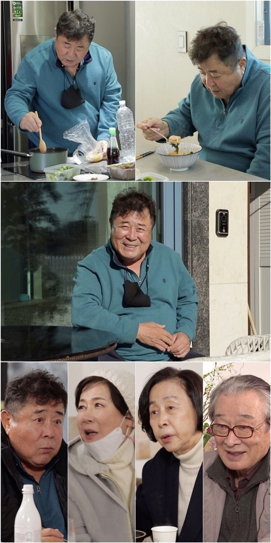 """'살림 남 2'손석, 백일섭에게 """"결혼하면 새 여자 만나면 안돼?"""""""