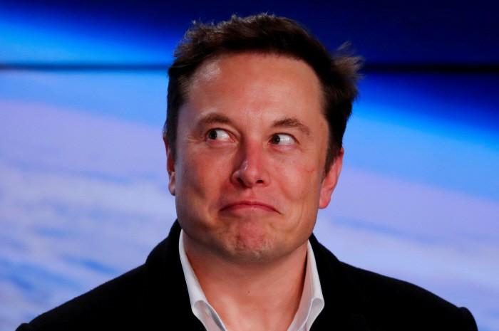 """""""빠른 트윗, 손실 막대""""… Musk Sue Tesla Investor"""