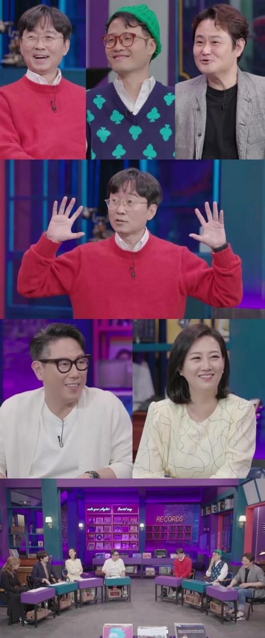 """'신비한 음반 가게'조정 값""""아내 정인, 내 수입은 3 배"""""""