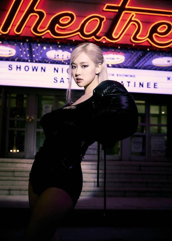 블랙 핑크 로즈, 빌보드 글로벌 차트 1 위 '첫 K 팝 솔로'
