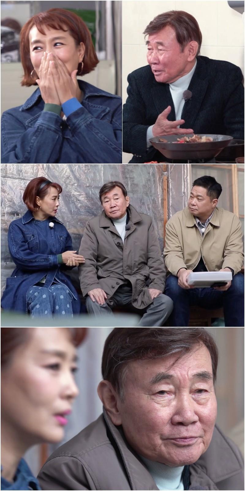 'TV 러브'양택조, 가족 사 공개 … 고 북한 '충격'