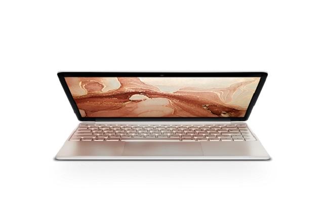 중소기업 베이직스의 14인치 노트북 `베이직스14`의 2세대 제품. /사진=베이직스