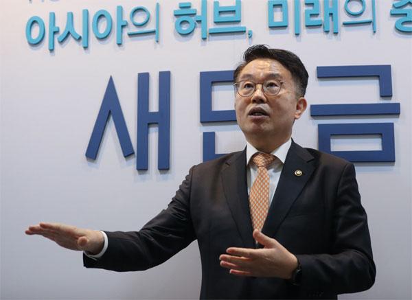 """""""새만금은 ESG 중심…투자진흥지구 마련해 기업유치 속도내야"""""""