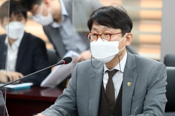 FSC vice chairman Doh Kyu-sang. [Photo by Yonhap]