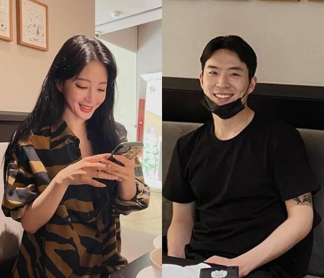 한예슬, 남자친구 공개…`10살 연하 배우 출신` - 스타투데이
