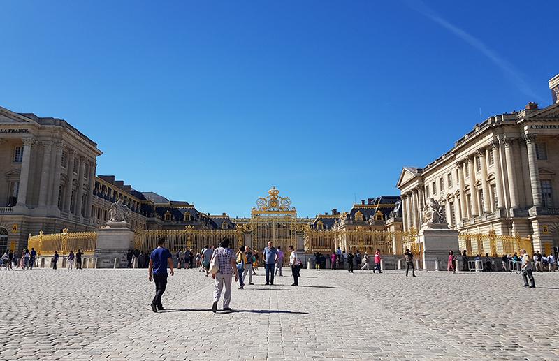 경복궁의 18배…프랑스 절대왕정 상징 `베르사유 궁전`