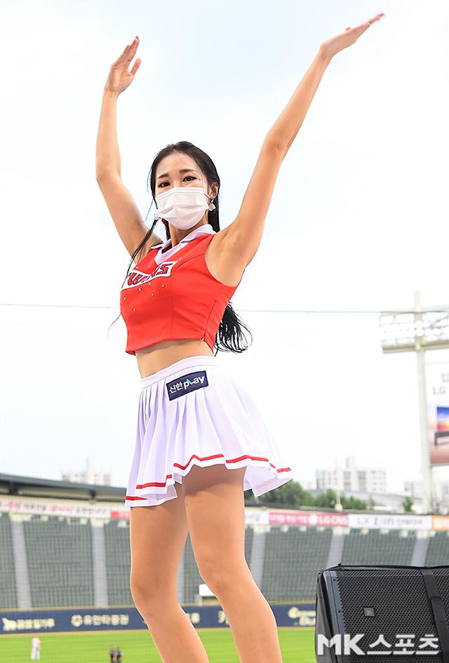 치어리더 차영현 '아름다운 댄스' [MK포토]