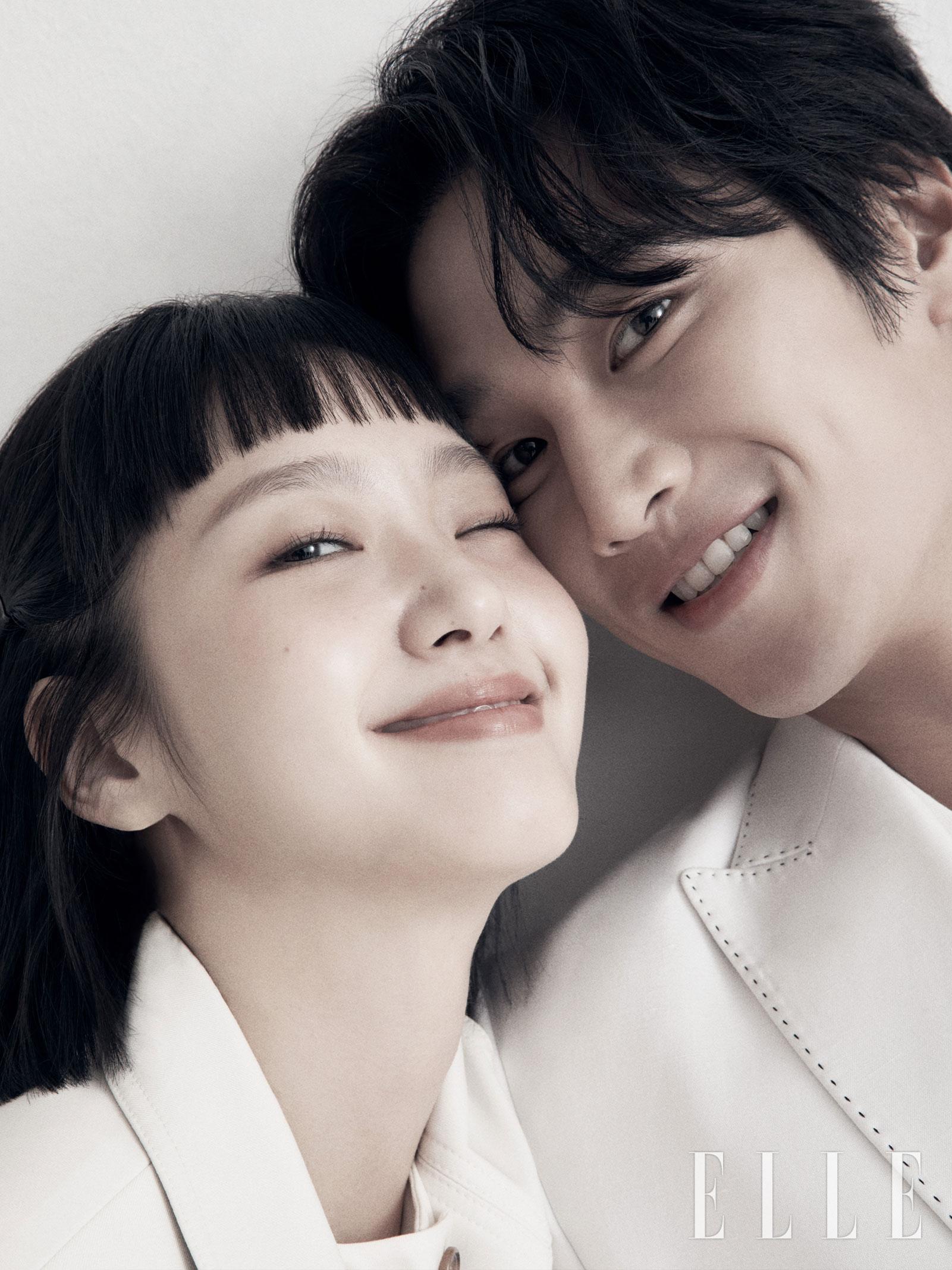 '유미의 세포들' 김고은·안보현, 찰떡 커플 케미 자랑(화보)