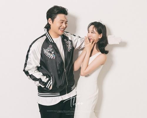개그맨 이세진, 8살 연하 비연예인과 11월 13일 결혼…웨딩화보 공개