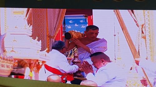 태국 마하 와찌랄롱꼰 국왕 대관식 거행…선왕 이후 69년만