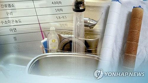 인천 '붉은 수돗물' 사태…피해지역 확산 (CG)